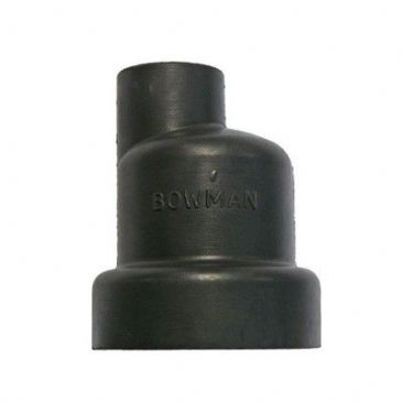BOWMAN END CAP 70MM - 28MM STRAIGHT